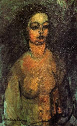 Modigliani - Female nude [2]